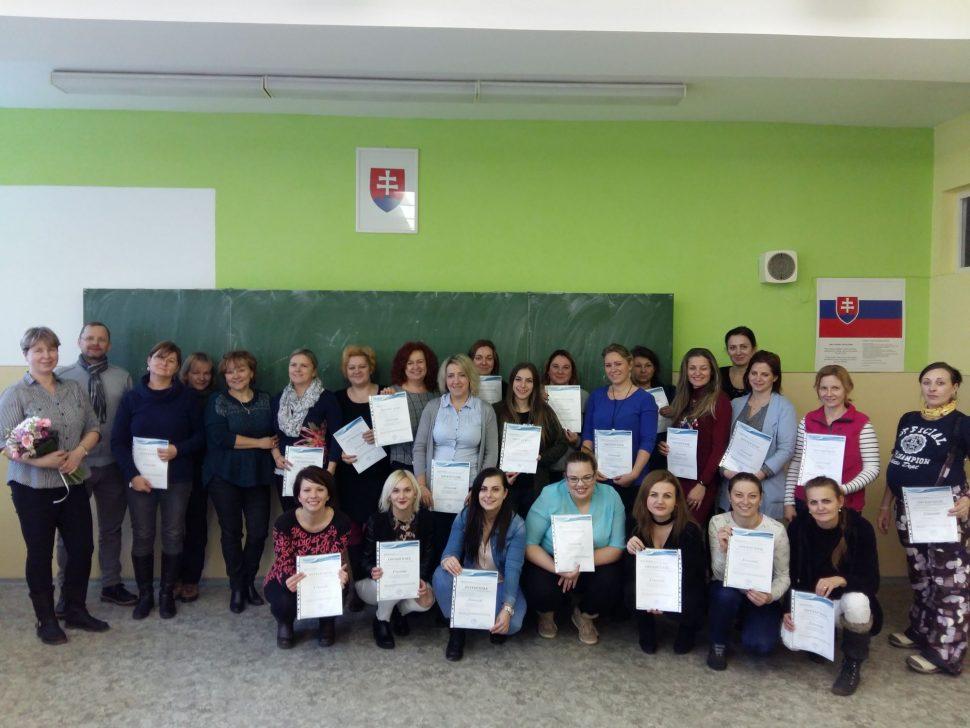 Absolventi kurzu magické účtovníctvo - 2 etapa