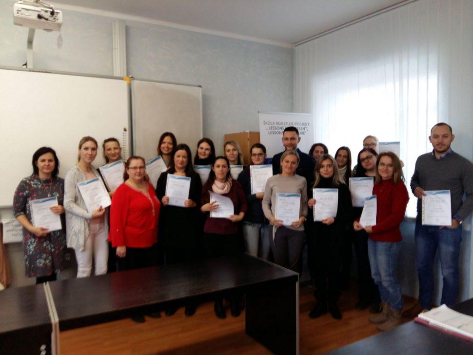 Absolventi kurzu komplexného kurzu účtovníctva - MIDARO