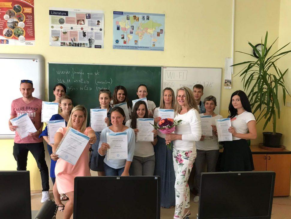 Kurz MIDARO účastníci -2019 Žilina