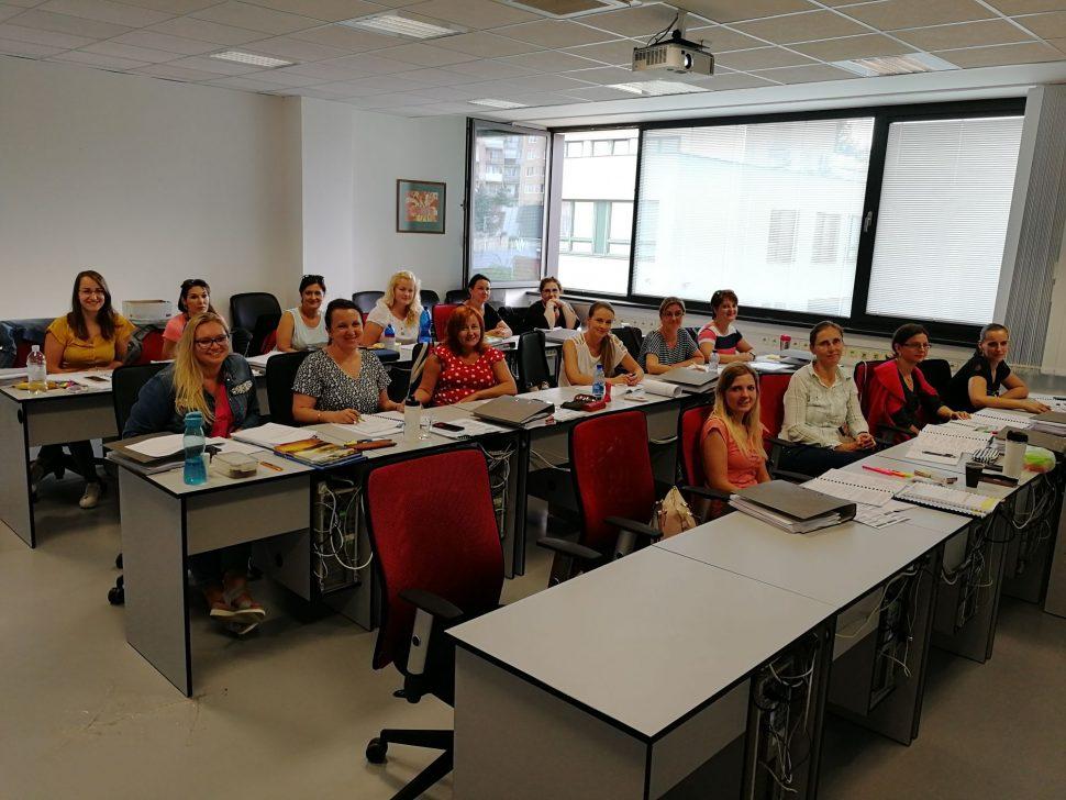 Účastníci kurzu MIDARO - Košice